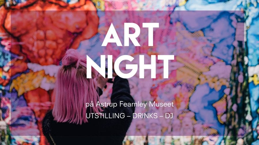 Art Night x Murakami hovedbilde