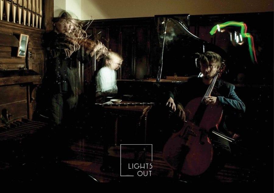 Konsert i stummende mørke med LightsOut