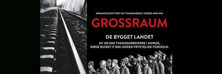 Utstillingsåpning Grossraum hovedbilde