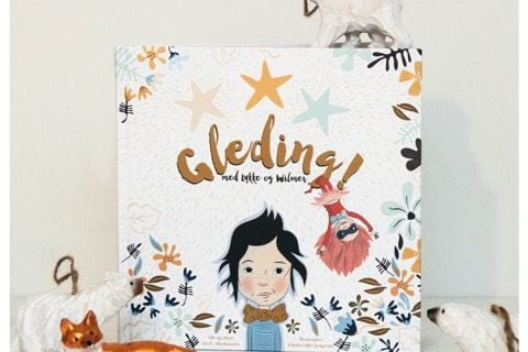 Gleding for barn – boklansering hovedbilde