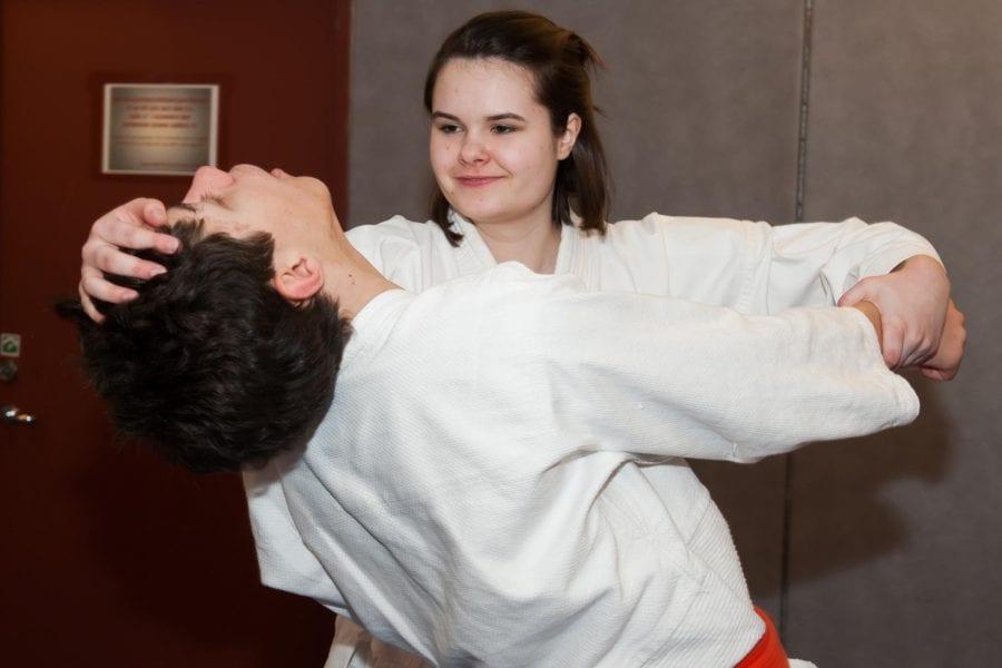 Gratis selvforsvarskurs for kvinner hovedbilde