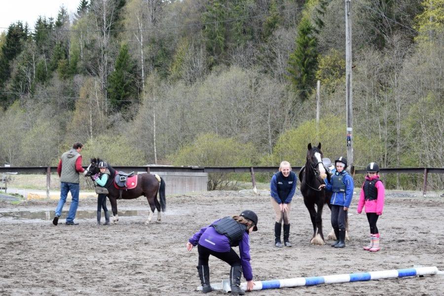 Nordmarka Rideskole inviterer til dagsommerleir