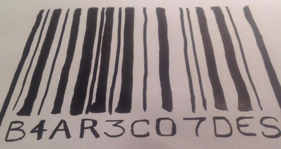 Barcodes på Klosterenga hovedbilde