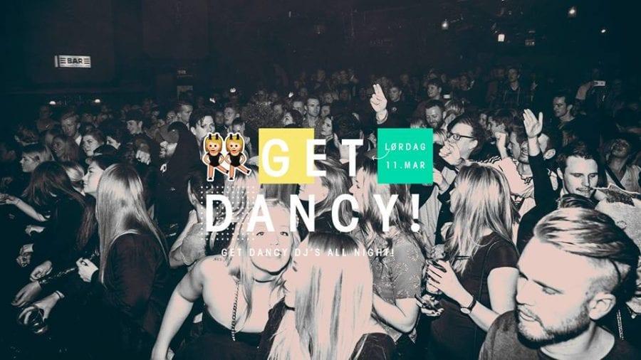 Get Dancy! hovedbilde