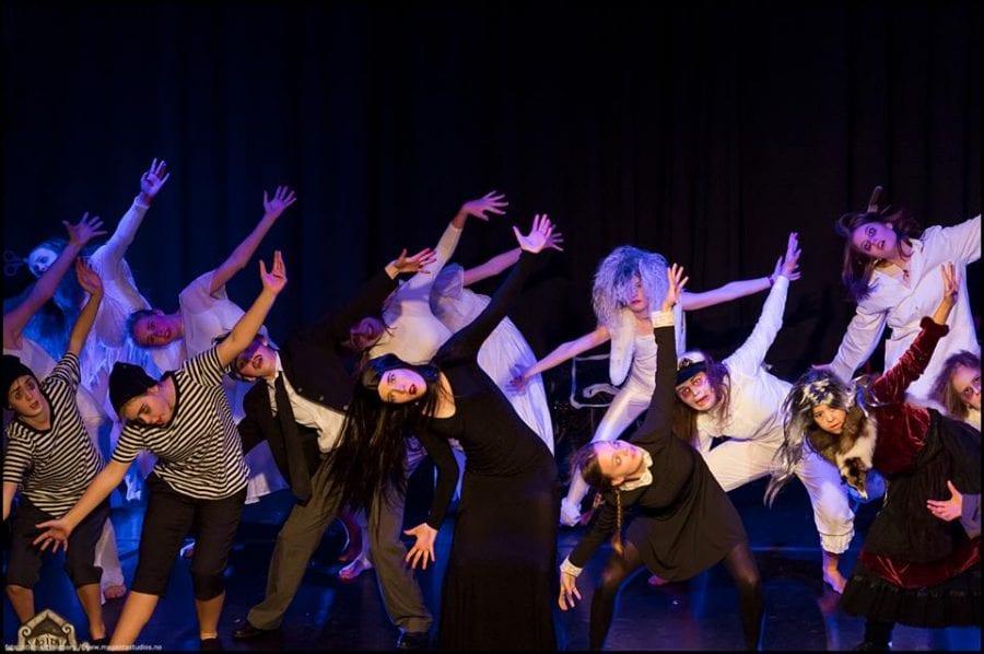 Billettslipp til «Happy On Stage» i Sandvika Teater hovedbilde