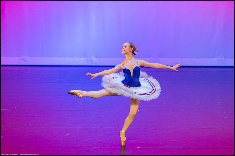 Ballet galla forestillinger hovedbilde