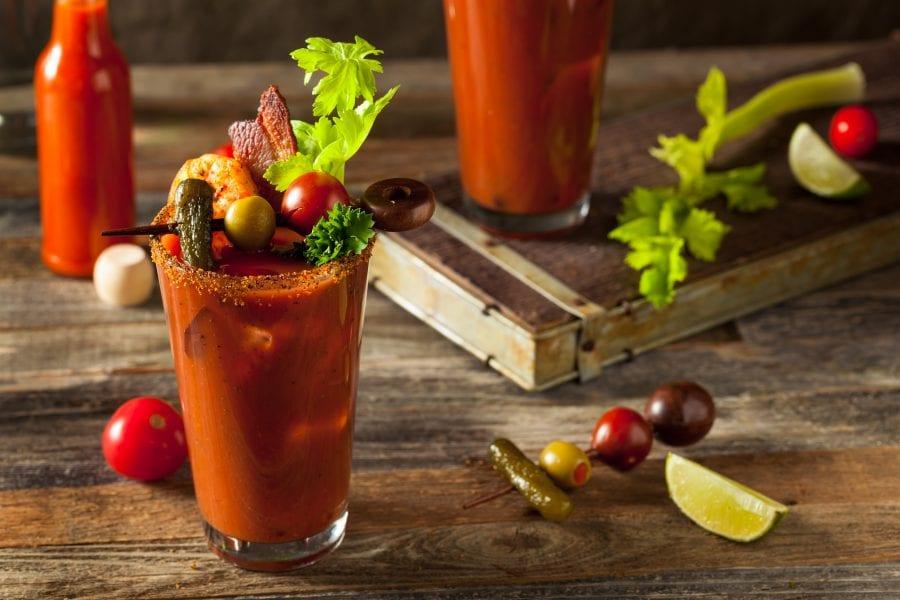 Bloody Mary Bar på Torget hovedbilde