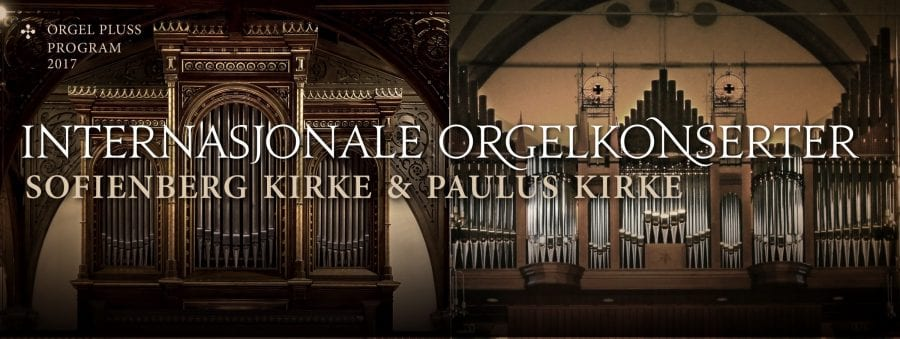 Internasjonale orgelkonserter hovedbilde