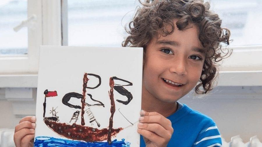 Familieomvisning med atelier: Lag ditt drømmemuseum! hovedbilde