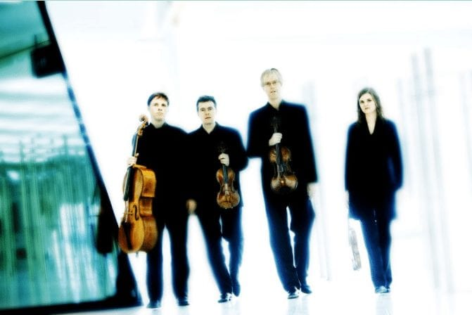 Oslo Strykekvartett – Beethovens siste hovedbilde