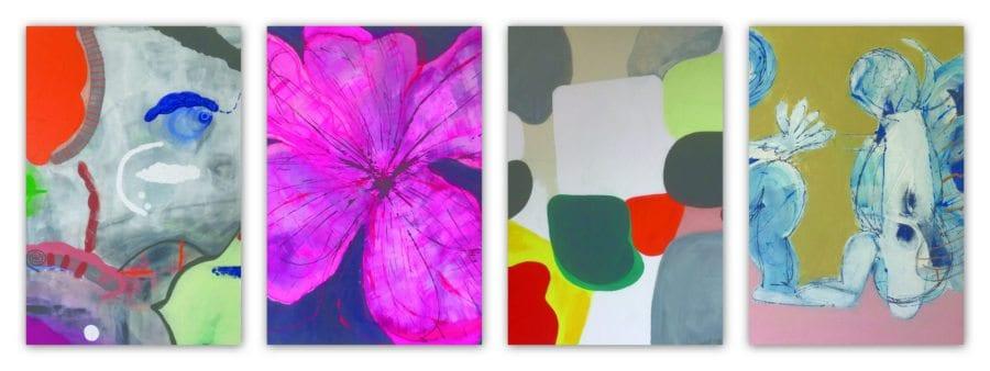 Maleriutstilling – Lillebeth Sollie & Torunn Thilert hovedbilde