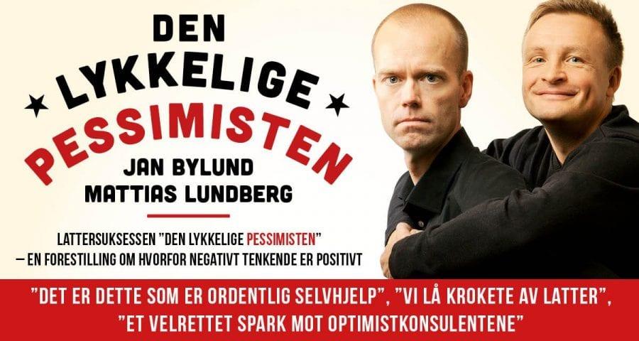 Norgespremiere: Den lykkelige pessimisten hovedbilde