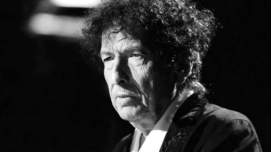 Bob Dylan til Spektrum hovedbilde
