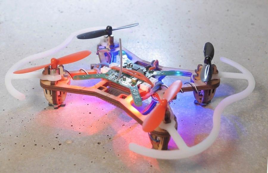 Makerhelg med droneworkshop på Teknisk museum hovedbilde