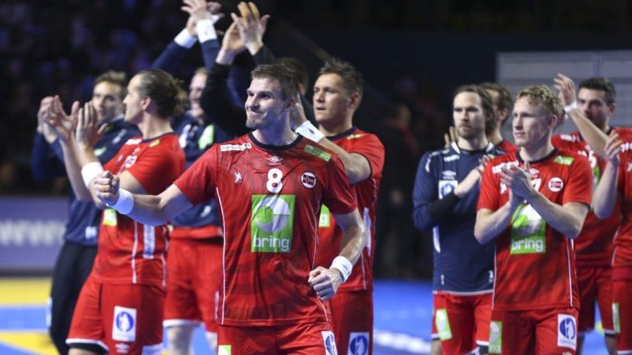 EM-Kvalifisering Norge-Frankrike hovedbilde