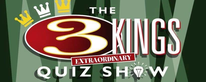 The 3 kings quiz // Teaterkjellern hovedbilde