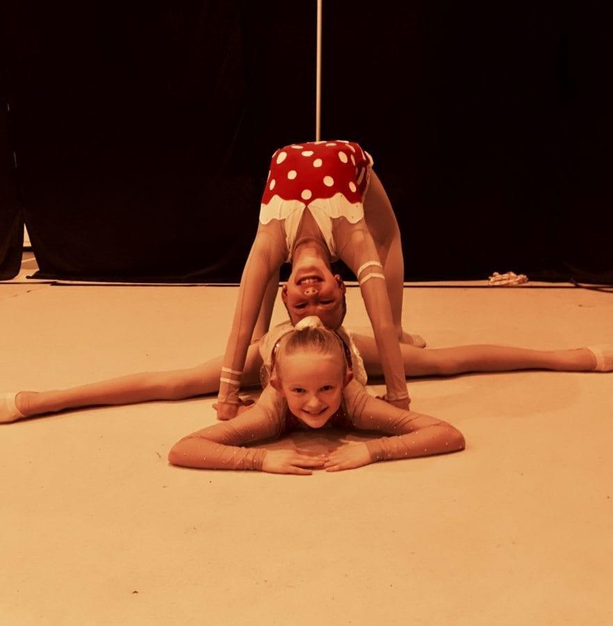 Sommerskole rytmisk gymnastikk uke 26 og 33 hovedbilde