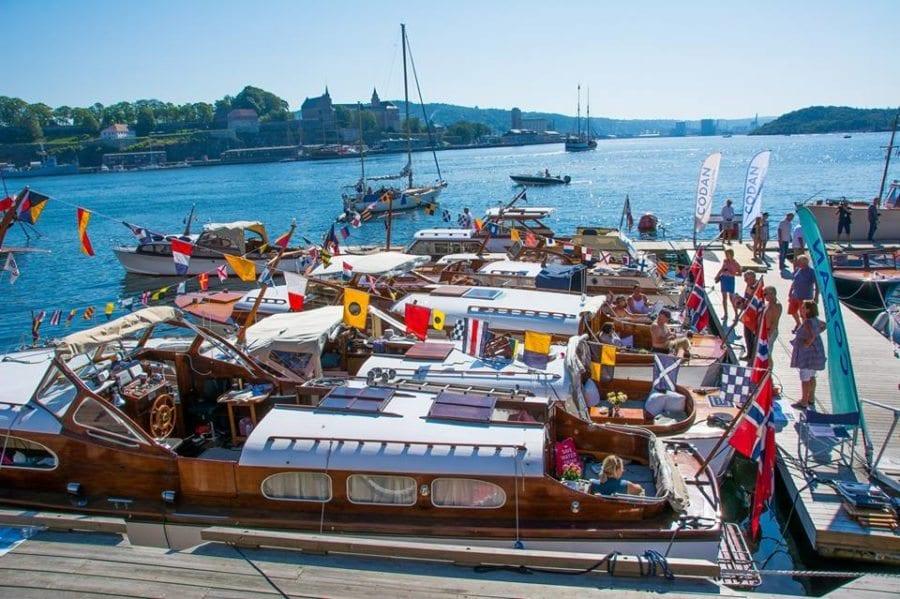 Oslo Trebåtfestival hovedbilde