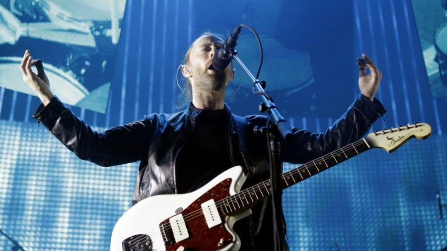 Radiohead - Ekstrakonsert