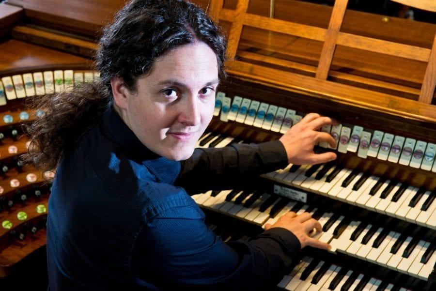 Internasjonale orgelkonserter i Paulus og Sofienberg kirke hovedbilde