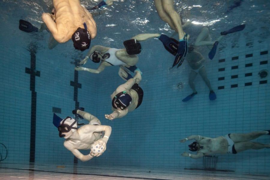NM i undervannsrugby hovedbilde