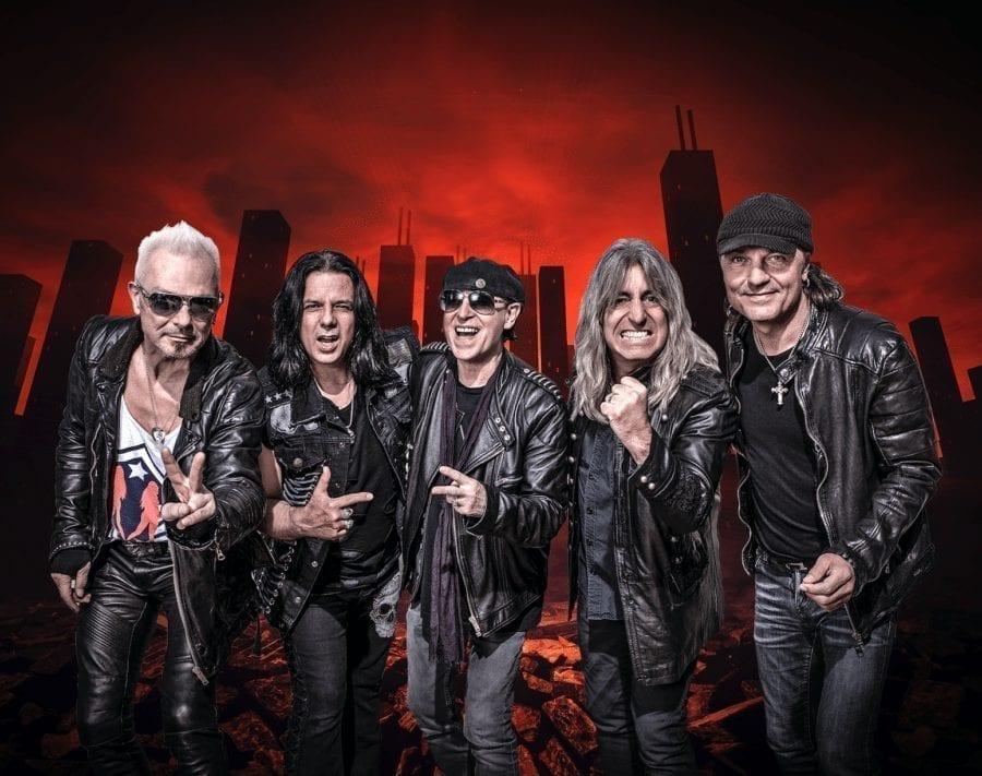 Scorpions til Oslo Spektrum hovedbilde
