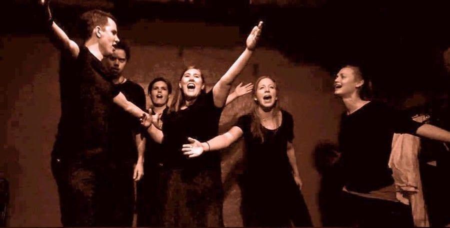 Månemodus improviserer våren inn med sang på Syng! hovedbilde
