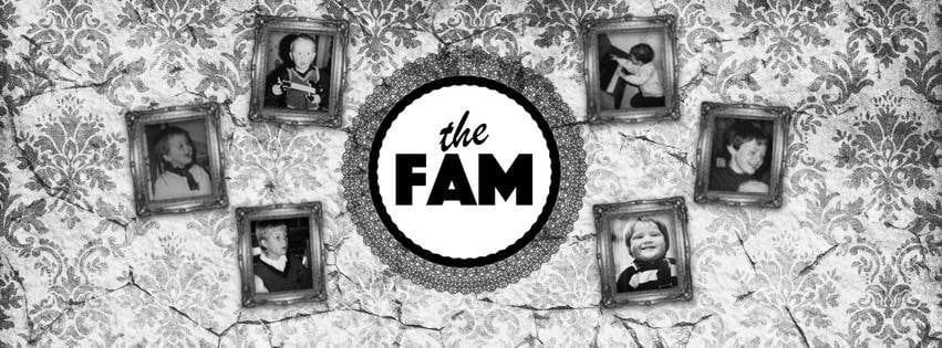 Cafè Sør presenterer The Fam hovedbilde