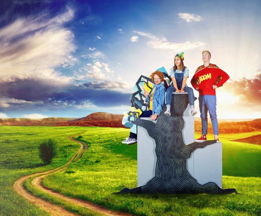 Teaterlørdag UNG: Ønskedrøm med Det andre Teatret hovedbilde