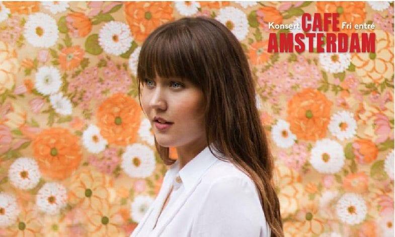Marlen Duo på Cafe Amsterdam hovedbilde