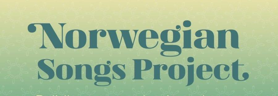 Norwegian Songs Project, GRATIS WORKSHOP hovedbilde