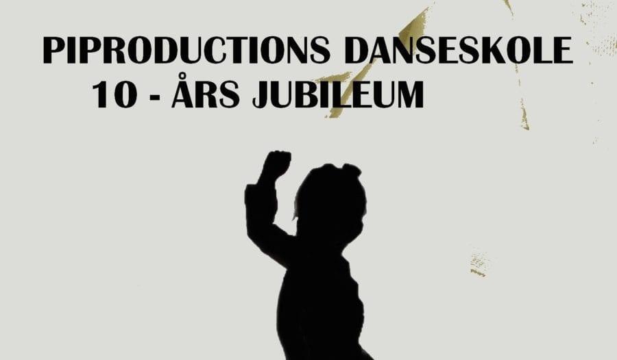 Piproductions Danseskole feirer 10 år hovedbilde