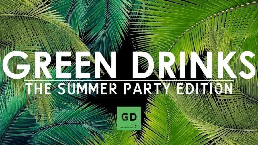 Green Drinks Summer Party hovedbilde