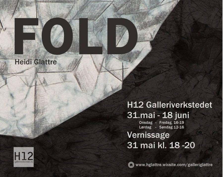 FOLD – Heidi Glattre 31 mai- 18 juni hovedbilde
