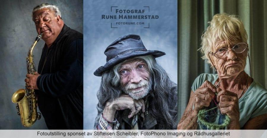 Fotoutstilling til inntekt for Frelsesarmeen – Rådhusgalleriet hovedbilde