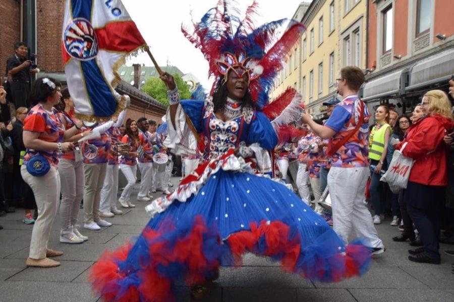Oslo Karneval 2017 – Karnevalsparade hovedbilde