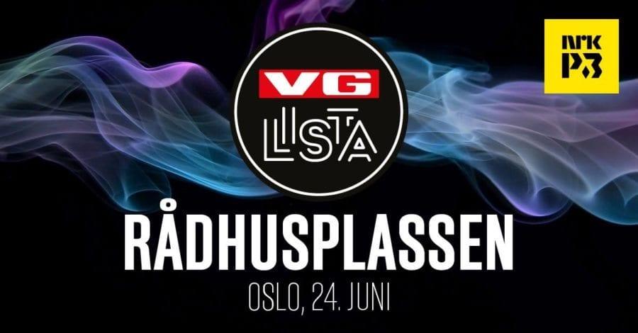 VG-Lista på Rådhusplassen hovedbilde