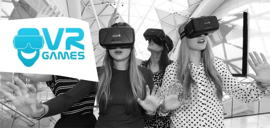 Åpen dag på VR Games hovedbilde