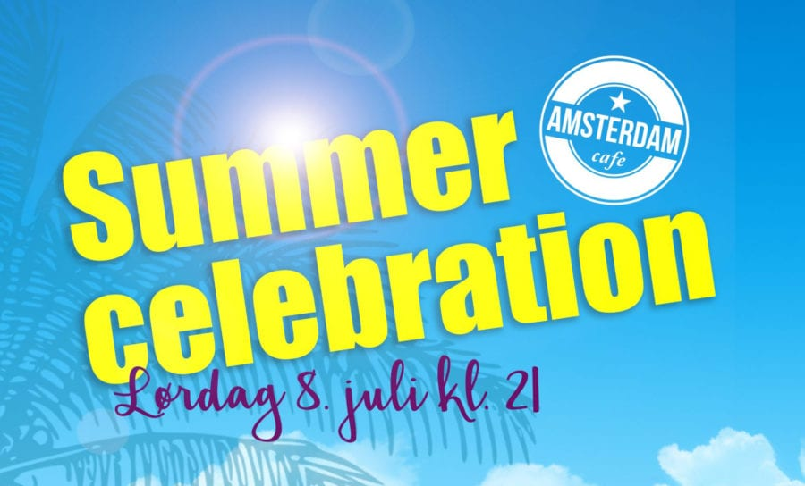 Summer Celebration Party hovedbilde