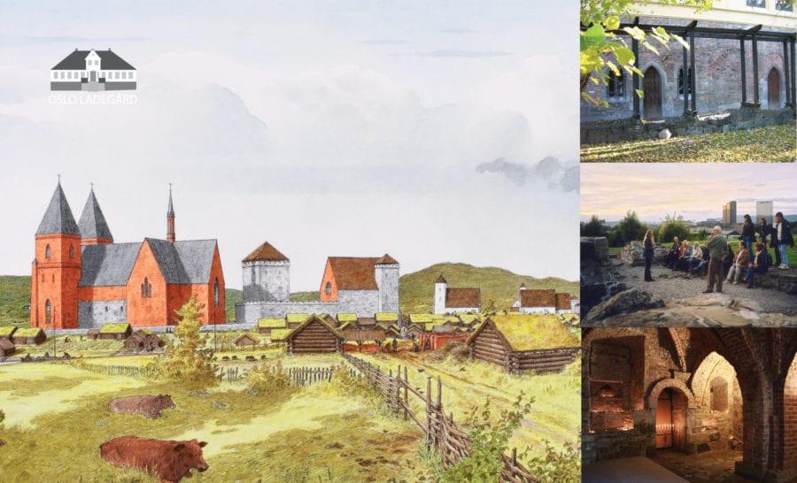 Vandring i middelalderbyen Oslo hovedbilde