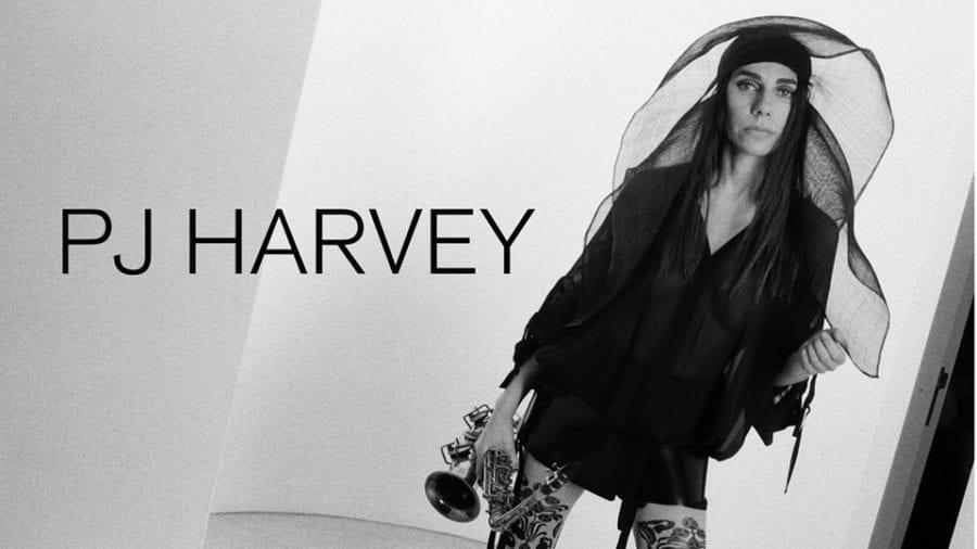 PJ Harvey til Oslo Spektrum hovedbilde