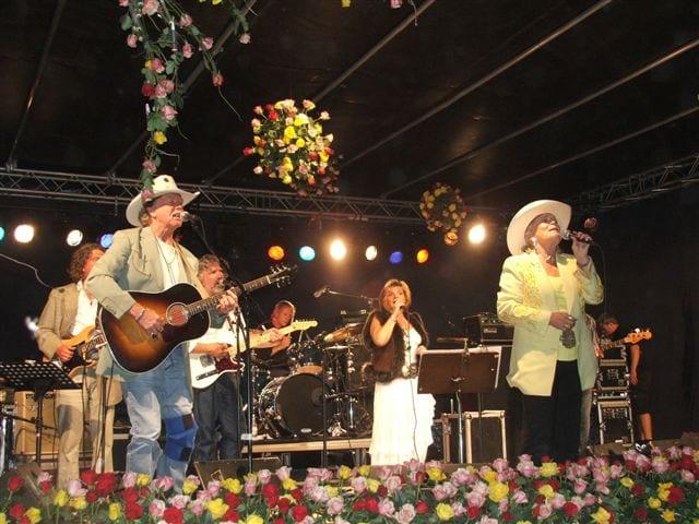 Sørlandets Countryfestival hovedbilde