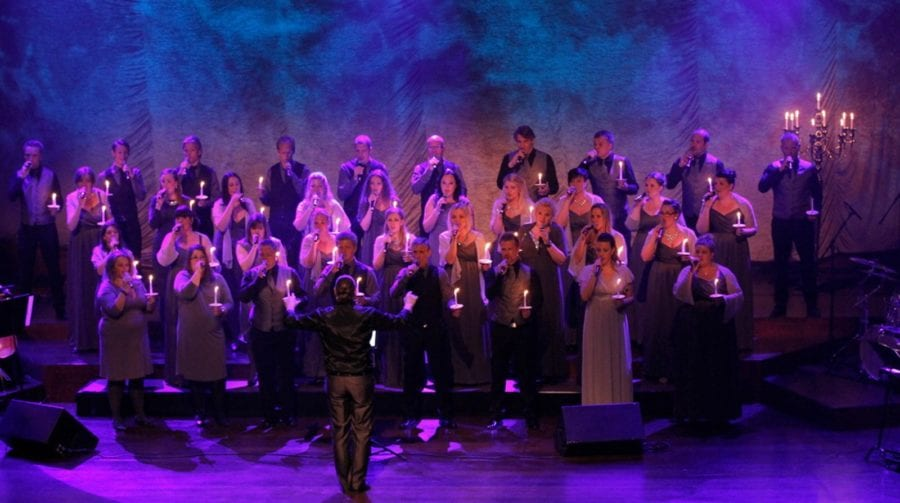 The Real Choir – En himmel full av stjerner hovedbilde