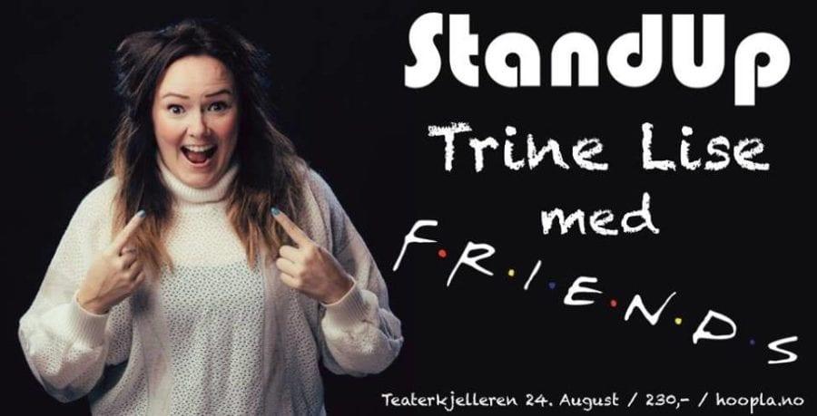 Standup: Trine Lise med friends // Teaterkjellern hovedbilde