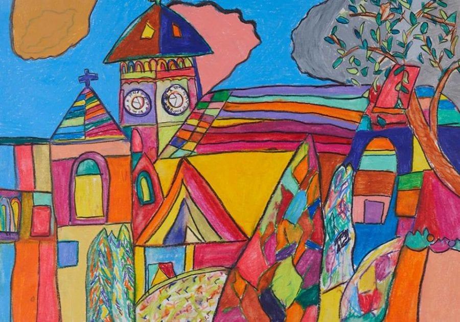 Sommeraktiviteter på Barnekunstmuseet hovedbilde