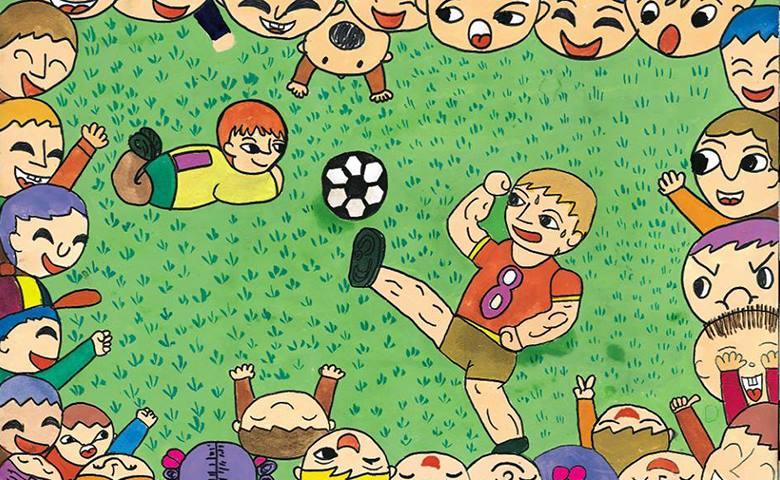 Gratis Inngang på Barnekunstmuseet under Norway Cup hovedbilde