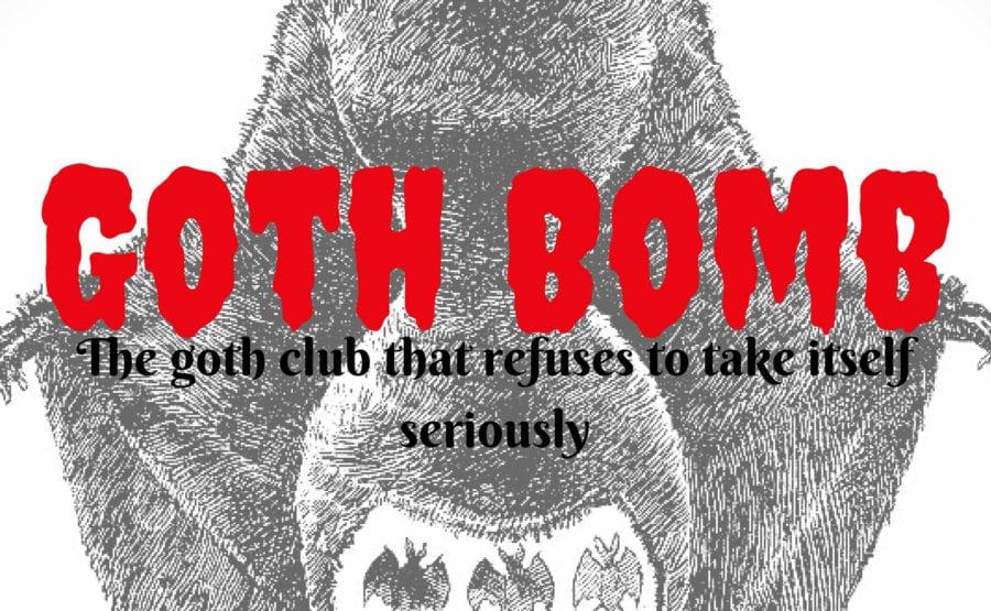 Goth Bomb på Revolvers Goon Bar hovedbilde