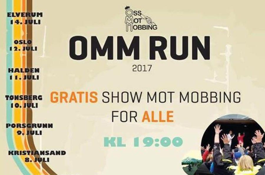 OMM Run 2017, Oslo – Oss Mot Mobbing hovedbilde