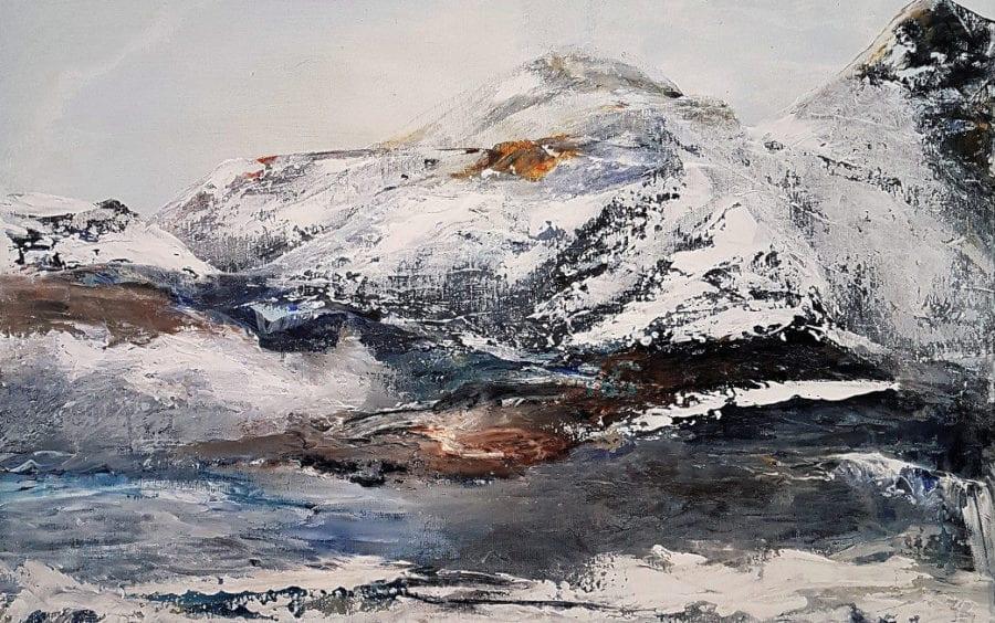 Liv og landskap på Galleri Kunstgress hovedbilde