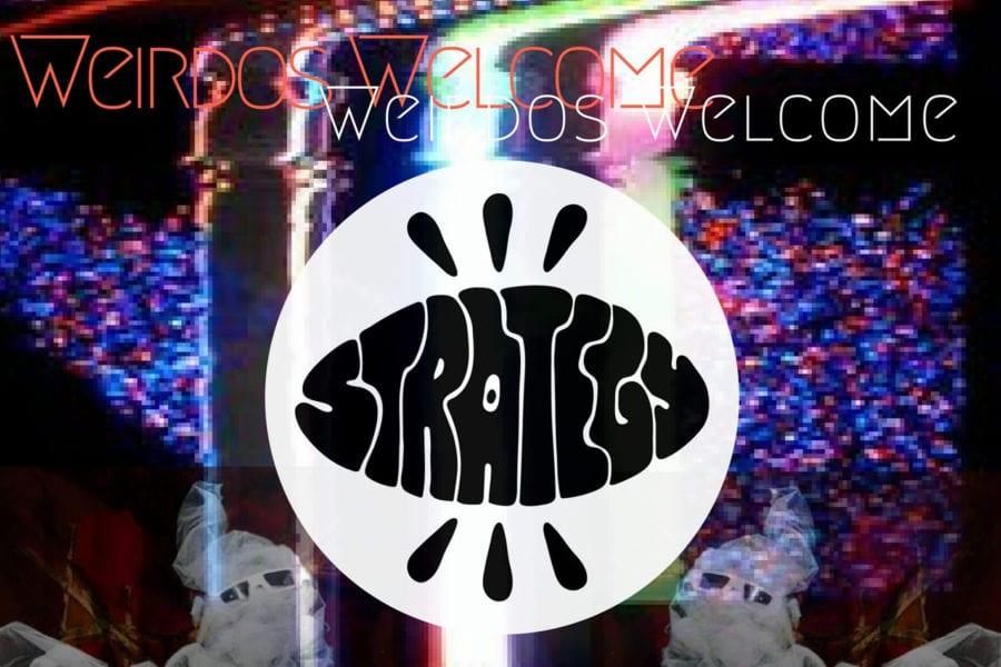 Strategy: Psych garage glam krautrock lo-fi & weirdomusikk hovedbilde